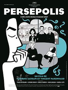 poster Persepolis (2007)