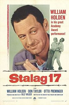 poster Stalag 17 (1953)