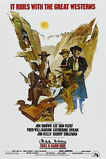 poster Take a Hard Ride - La chevauchée terrible (1975)