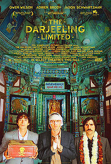 poster The Darjeeling Limited (2007)