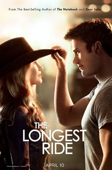 poster The Longest Ride (2015)