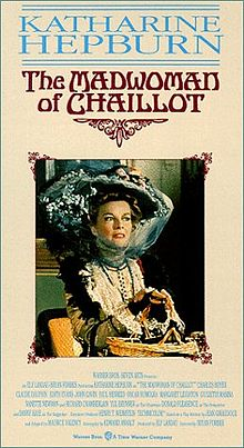 poster The Madwoman Of Chaillot (1969)