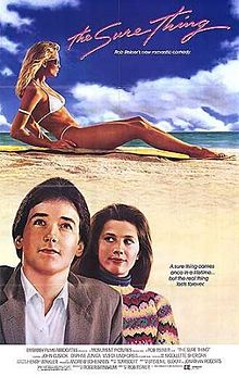 poster The Sure Thing (1985)