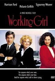 poster Working Girl (1988)