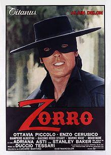 poster Zorro (1975)