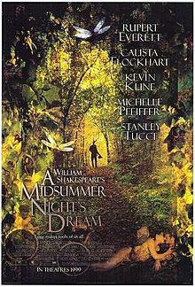 poster A Midsummer Night's Dream (1999)
