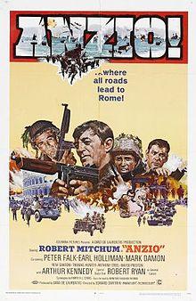poster Anzio aka Lo Sbarco di Anzio (1968)