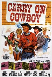 poster Carry On Cowboy (1965)