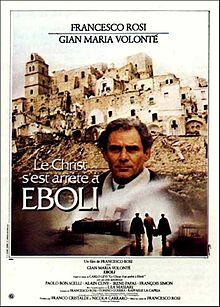 poster Cristo si e fermato a Eboli (1979)
