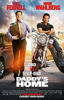 poster Daddy's Home (2015)