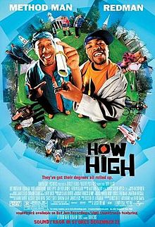 poster How High (2001)