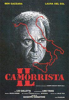 poster Il Camorrista - The Professor (1986)