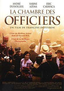 poster La Chambre Des Officiers (2001)