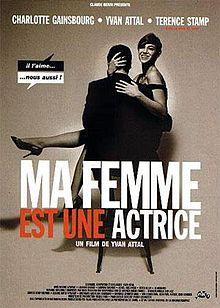 poster Ma Femme Est Une Actrice (2001)