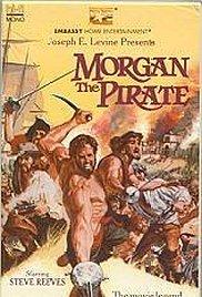 poster Morgan Il Pirata (1960)