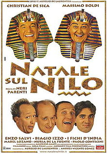 poster Natale sul Nilo - Christmas on the Nile (2002)