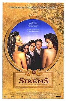 poster Sirens (1993)