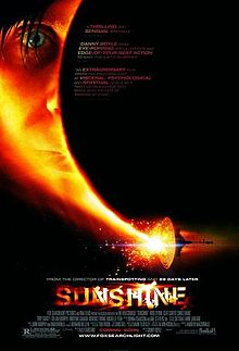 poster Sunshine (2007)
