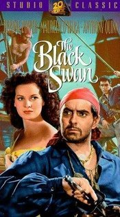 poster The Black Swan (1942)
