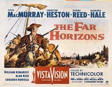 poster The Far Horizons (1955)