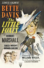 poster The Little Foxes (1941)