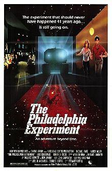 poster The Philadelphia Experiment (1984)