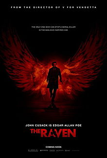 poster The Raven (2012)