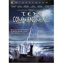 poster The Ten Commandments (TV Movie 2006)
