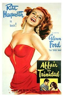 poster Trinidad Affair (1952)