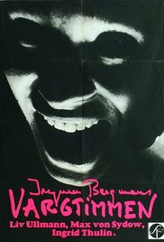poster Vargtimmen - Hour Of The Wolf (1968)