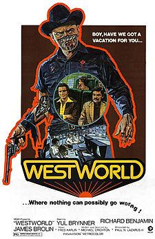 poster Westworld (1973)