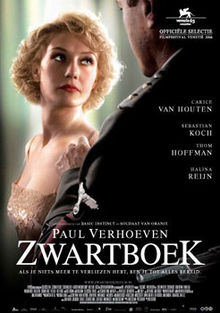 poster Zwartboek - Black Book (2006)