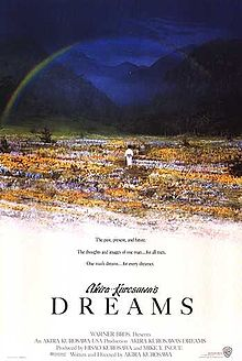 poster Akira Kurosawa's Dreams (1990)