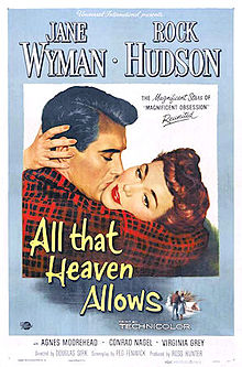 poster All That Heaven Allows (1955)