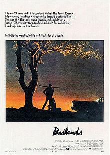poster Badlands (1973)