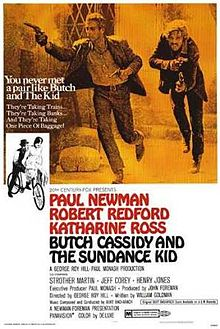 poster Butch Cassidy And The Sundance Kid (1969)