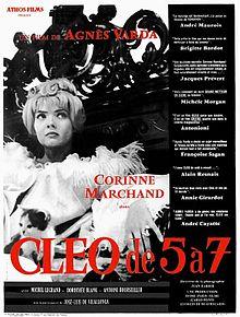poster Cleo De 5 A 7 (1962)