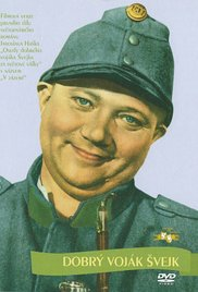 poster Dobry vojak Svejk (1957)
