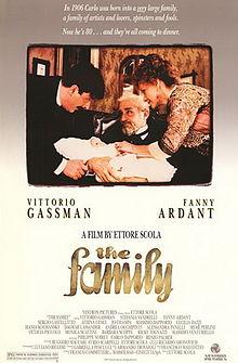 poster La Famiglia (1987)