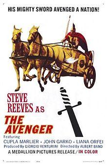 poster La leggenda di Enea (1962)