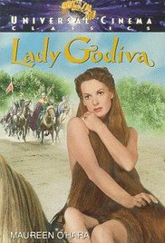 poster Lady Godiva Of Coventry (1955)