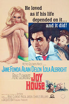 poster Les felins - Joy House (1964)