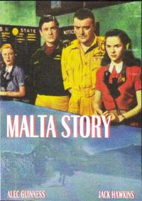 poster Malta Story (1953)