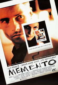 poster Memento (2000)
