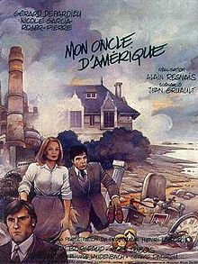 poster Mon Oncle D'amerique (1980)