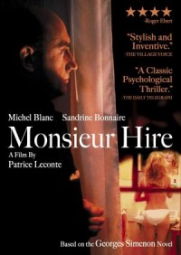 poster Monsieur Hire (1989)