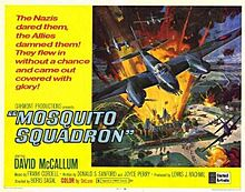 poster Mosquito Squadron (1969)