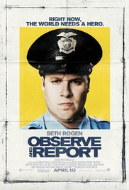 poster Observe And Report (2009)