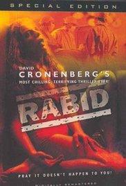 poster Rabid (1977)