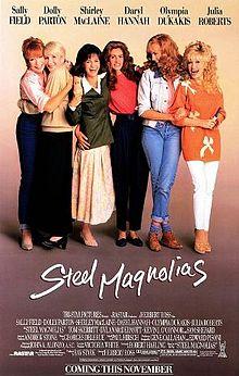 poster Steel Magnolias (1989)